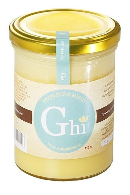 Zobrazit detail výrobku České ghíčko Ghí 450 ml