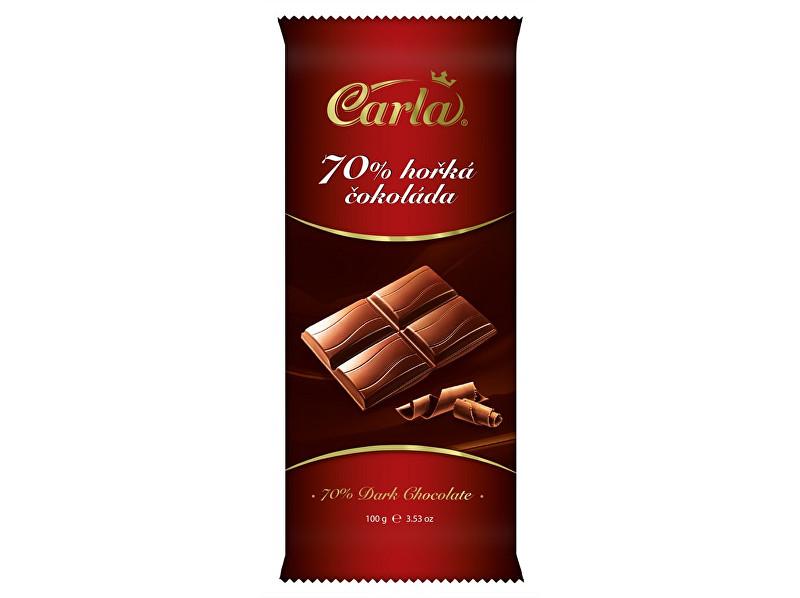 Carla Horká čokoláda 70% 100g