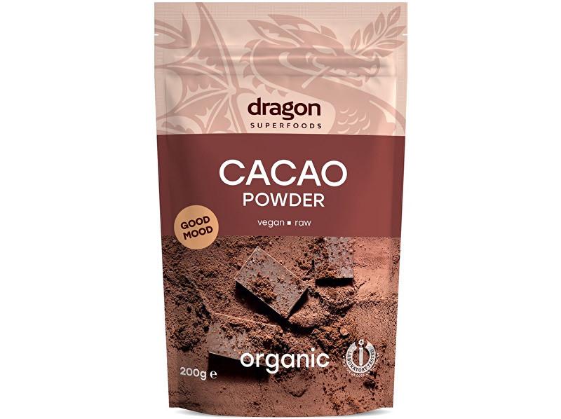 Dragon superfoods Bio Kakao nepražené prášek 200g