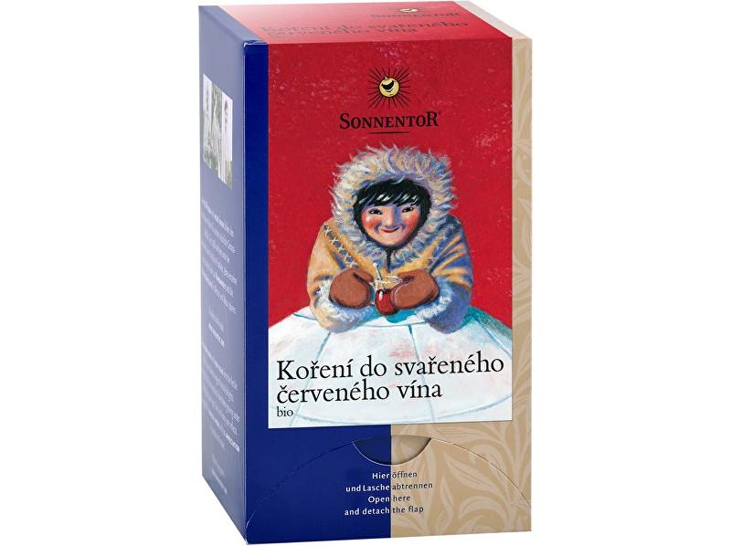Zobrazit detail výrobku Sonnentor Bio Koření do svařeného červeného vína dvoukomorový 36 g