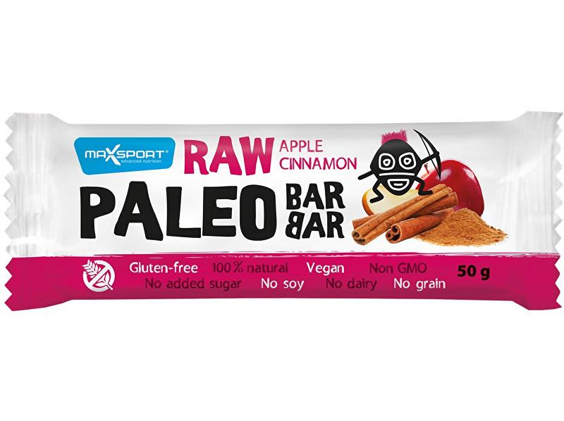 Zobrazit detail výrobku Max sport Tyčinka Paleo Barbar jablko a skořice 50g