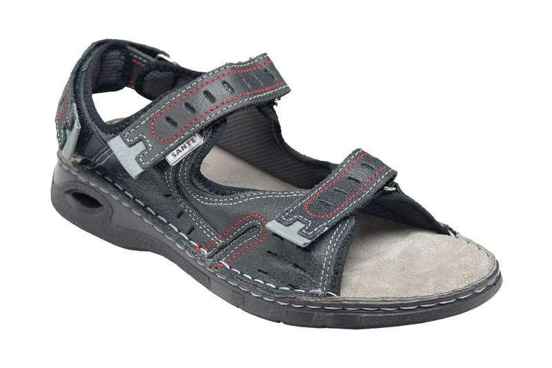 Zobrazit detail výrobku SANTÉ Zdravotní obuv pánská N/158/32/69 černá 41