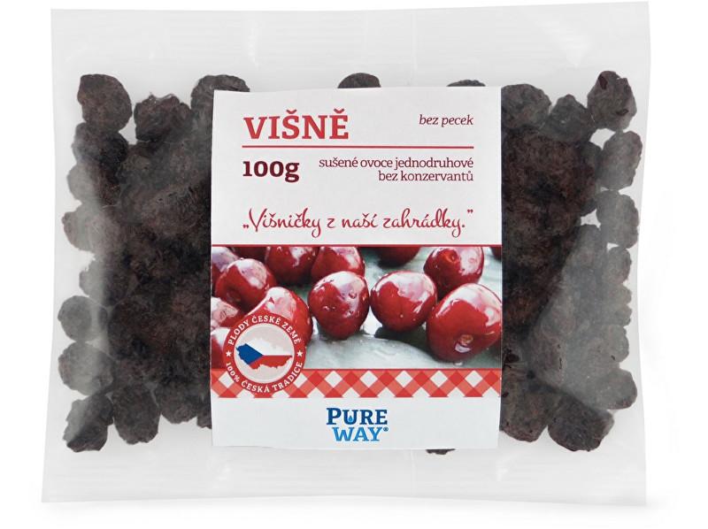 Pure Way Višně vypeckované 100g