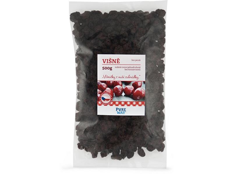 Zobrazit detail výrobku Pure Way Višně vypeckované 500g