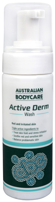 Australian Bodycare Active Derm pěnové mýdlo 150 ml