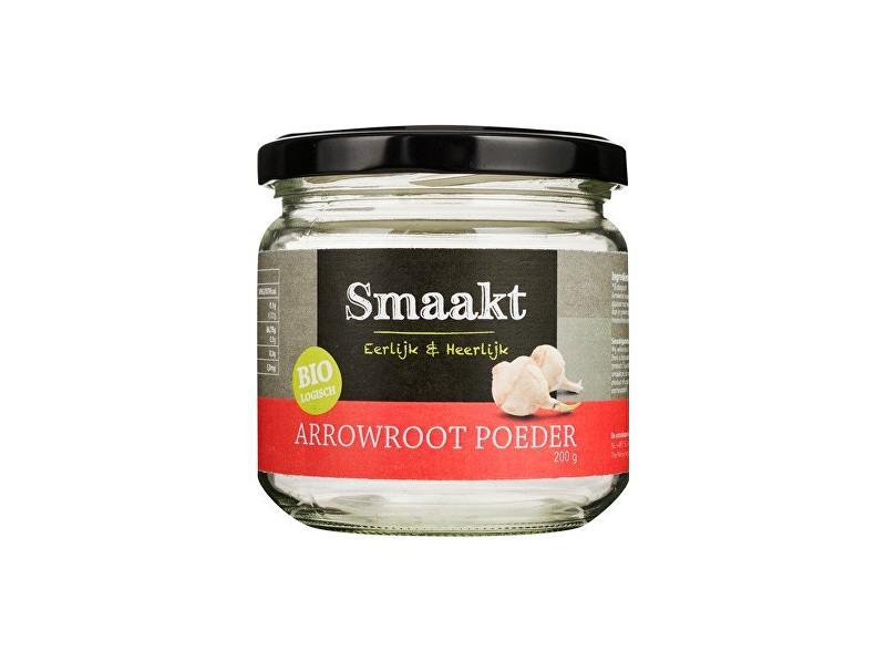 Zobrazit detail výrobku Smaakt Bio Arrowroot 200g