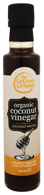 BIO Kokosový ocet s nektarem z květů 250 ml