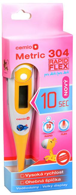 Zobrazit detail výrobku Cemio Cemio Metric 304 Digitální teploměr Rapid Flex dětský
