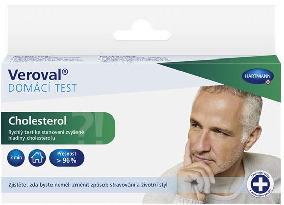 Cholesterol domácí test