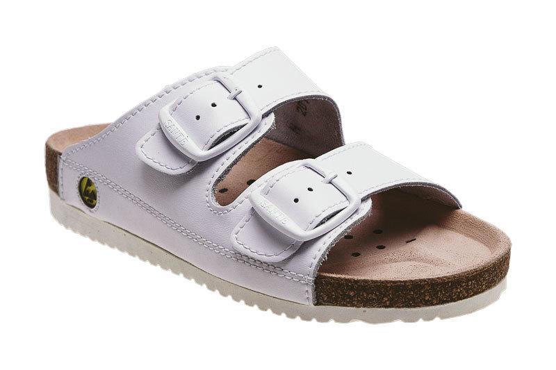 Zobrazit detail výrobku SANTÉ Zdravotní obuv Profi dámská N/25/10/E bílá vel. 35