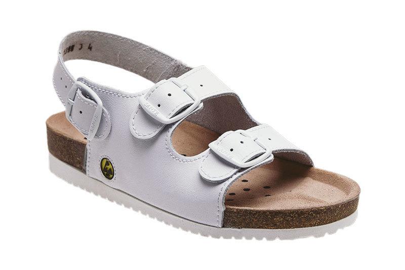 Zobrazit detail výrobku SANTÉ Zdravotní obuv Profi dámská N/31/10/E bílá vel. 35