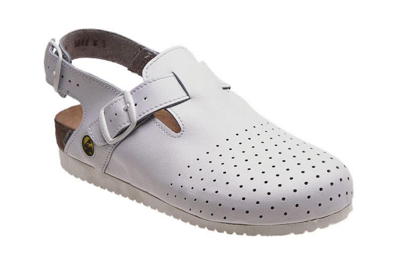 SANTÉ Zdravotní obuv Profi pánská N/82/10/E/P bílá 42
