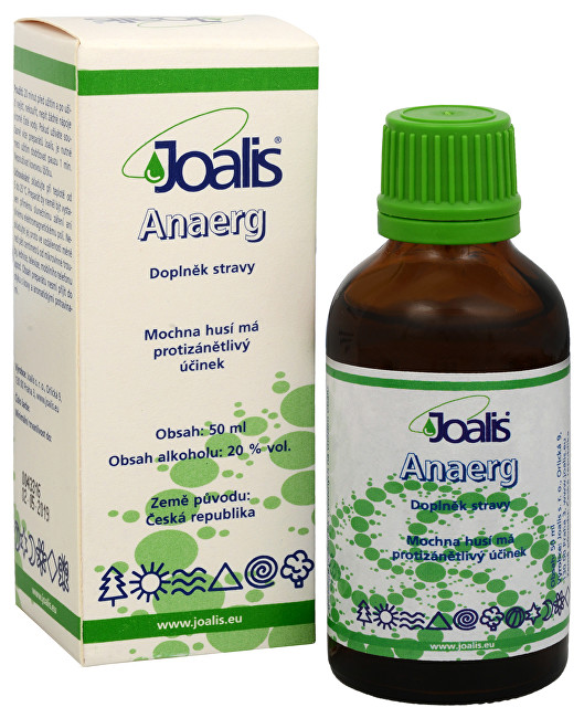 Zobrazit detail výrobku Joalis Joalis Anaerg 50 ml