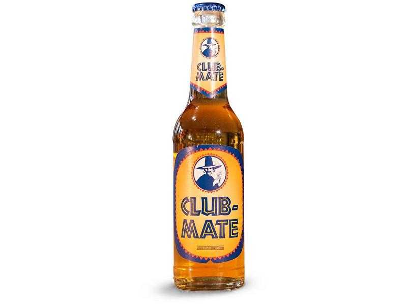 Zobrazit detail výrobku Club-Mate Limonáda Club-Mate 0,33l