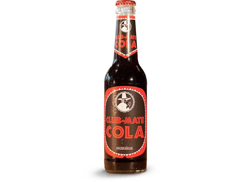 Zobrazit detail výrobku Club-Mate Limonáda Club-Mate Cola 0,33l