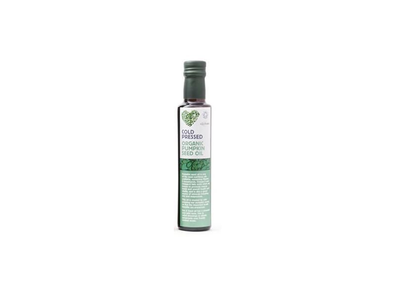 Zobrazit detail výrobku Sun and Seed Bio Olej z dýňových semínek raw 250ml