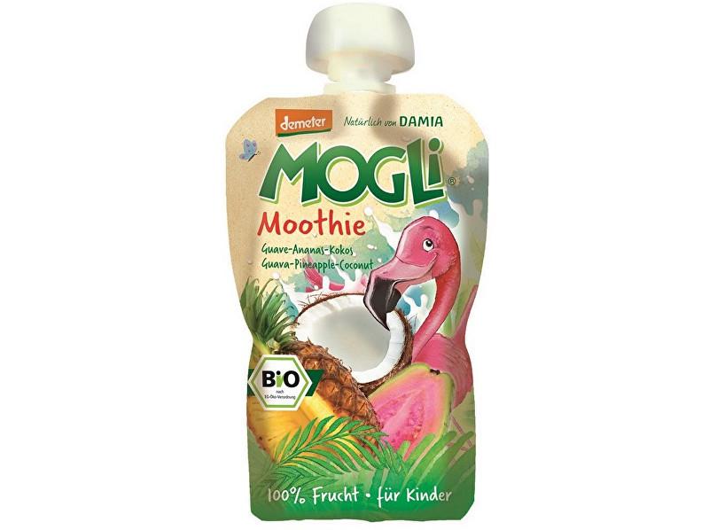 Zobrazit detail výrobku MOGLI Bio Ovocné pyré Moothie guava ananas kokos bez cukru 100g