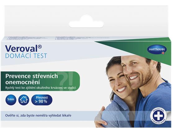 Prevence střevních onemocnění domácí test
