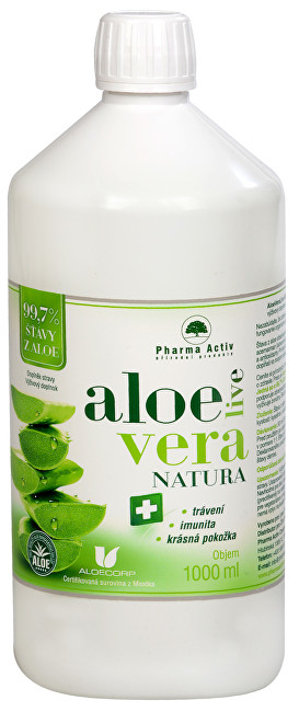 Zobrazit detail výrobku Pharma Activ AloeVeraLive Natura 1000 ml
