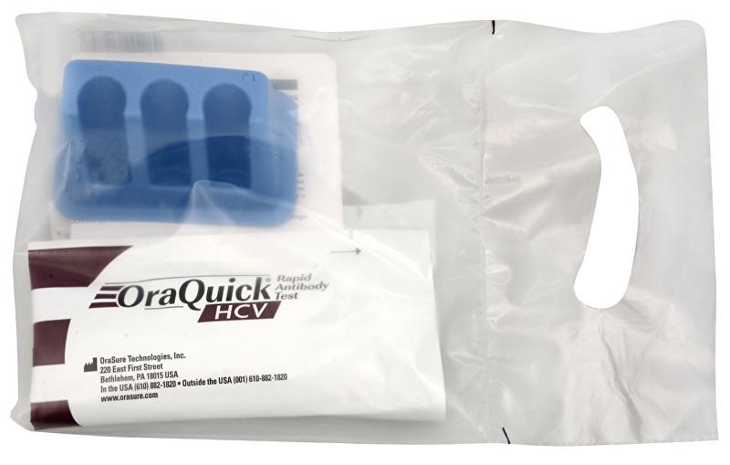OraQuick HCV (virus hepatitidy typu C) test