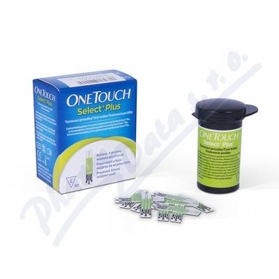 Zobrazit detail výrobku Johnson & Johnson Test.proužky OneTouch Select Plus 50ks