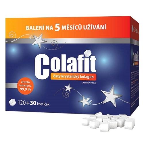 Zobrazit detail výrobku Apotex Colafit (čistý kolagen) 120 kostiček + 30 kostiček ZDARMA