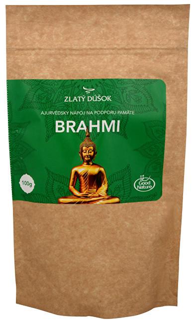 Good Nature Zlatý doušek - Ajurvédská káva BRAHMI 100 g