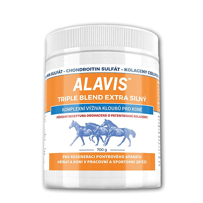 Alavis Alavis Triple Blend Extra Silný Alavis Balenie 700 g