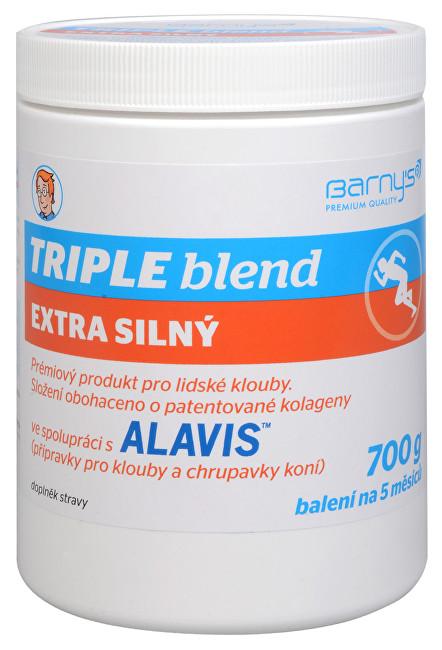 Barny´s Barny`s Triple blend EXTRA silný 700 g
