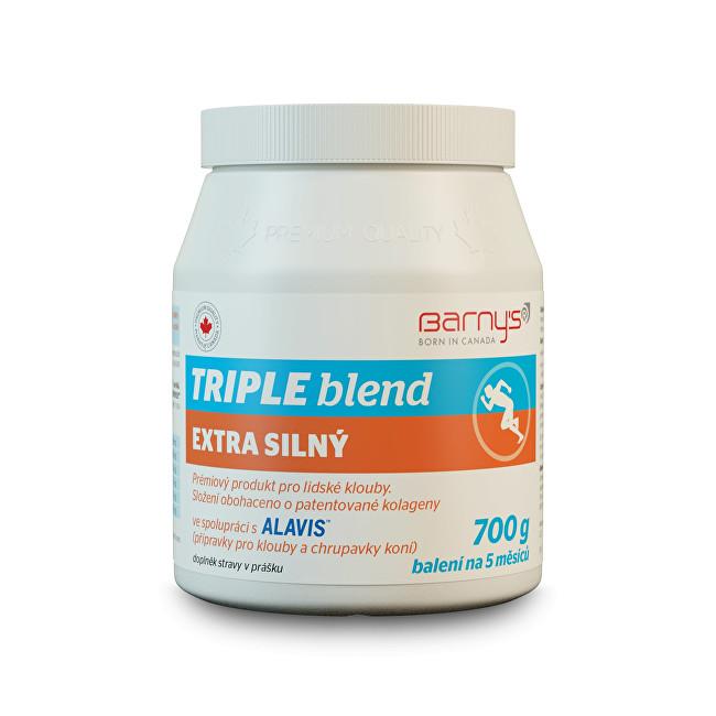 Barny´s Alavis Triple Blend Extra Silný Alavis Balenie 700 g