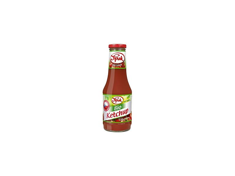 Spak Bio Ketchup 530g
