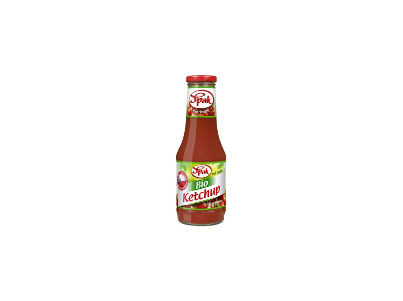 Zobrazit detail výrobku Spak Bio Ketchup 530g