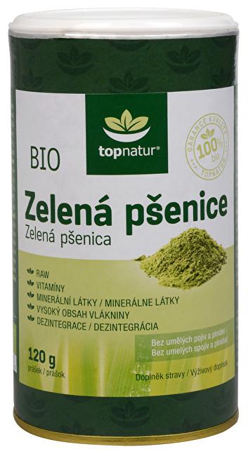 Zobrazit detail výrobku Topnatur BIO Zelená pšenice 120 g