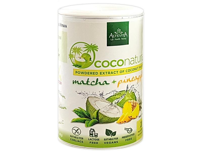 Zobrazit detail výrobku Altevita Coco natural matcha a ananas 140g