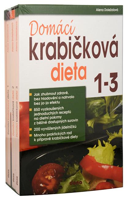 Domácí krabičková dieta 1-3. (Alena Doležalová)