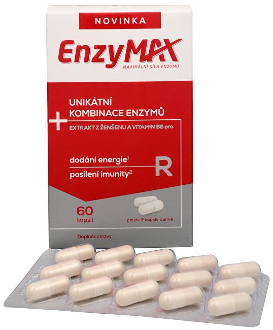 Salutem Pharma Enzymax R 60 kapslí