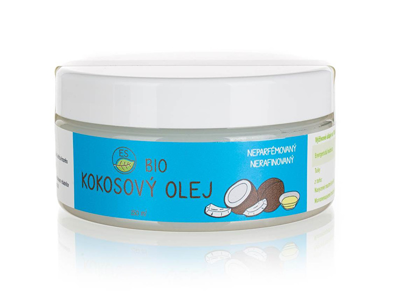 Empower Supplements ES BIO kokosový olej 250 ml