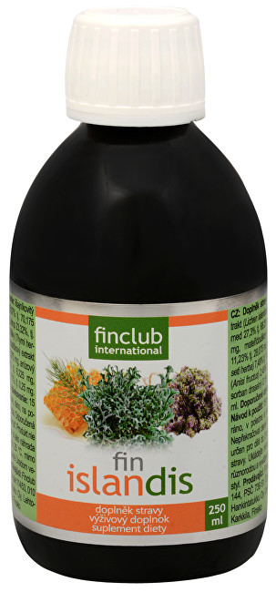 Zobrazit detail výrobku Finclub FIN Islandis 250 ml