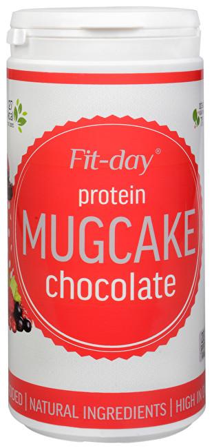 Zobrazit detail výrobku FIT-DAY FIT-DAY Protein Mugcake CHOCOLATE 600 g