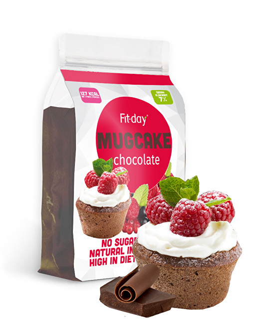 FIT-DAY FIT-DAY Protein Mugcake CHOCOLATE 600 g