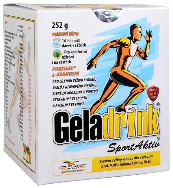 Zobrazit detail výrobku Orling Geladrink SportAktiv 252 g