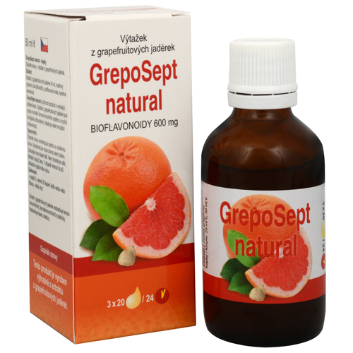RTJ group GrepoSept Natural 50 ml