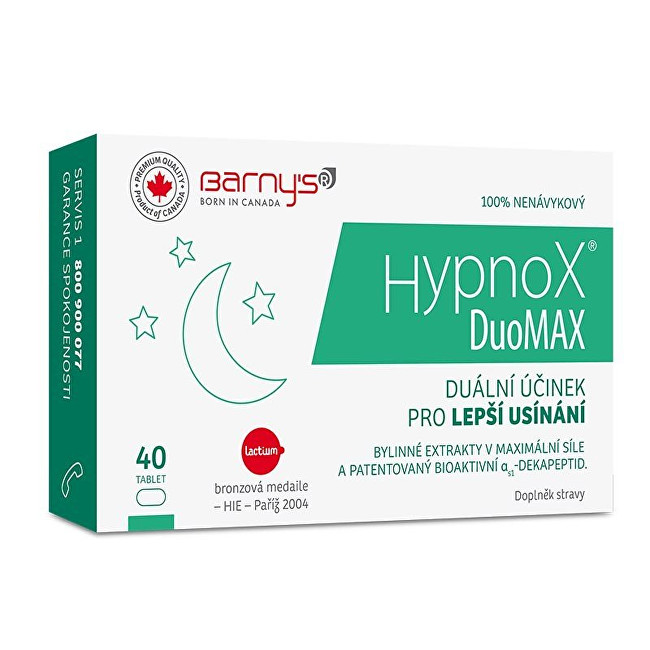 Barny´s Hypnox DuoMAX 40 tbl.
