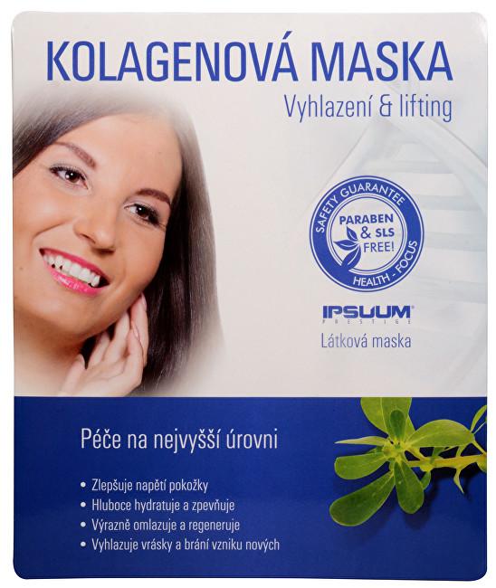 IPSUUM PRESTIGE Kolagenová maska - látková 23 ml