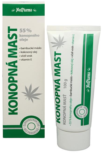 Zobrazit detail výrobku MedPharma Konopná mast 100 g