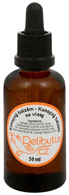 Zobrazit detail výrobku Delibutus Konopný balzám s jojobovým olejem 50 ml