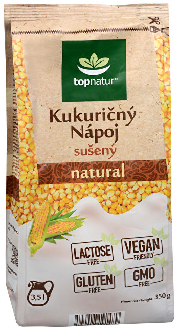 Zobrazit detail výrobku Topnatur Kukuřičný nápoj 350 g