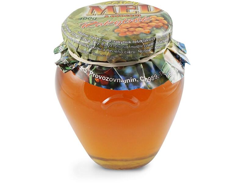 Jankar Profi Med s ovocem rakytník 400 g