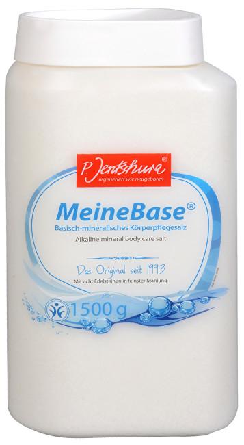 Zobrazit detail výrobku P. Jentschura MeineBase koupelová sůl 1500 g