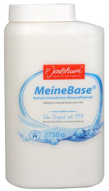 Zobrazit detail výrobku P. Jentschura MeineBase zásadito-minerální koupelová sůl 2750 g